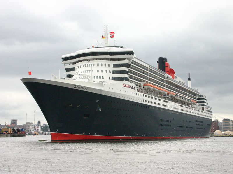 8.1 Queen Mary 2
