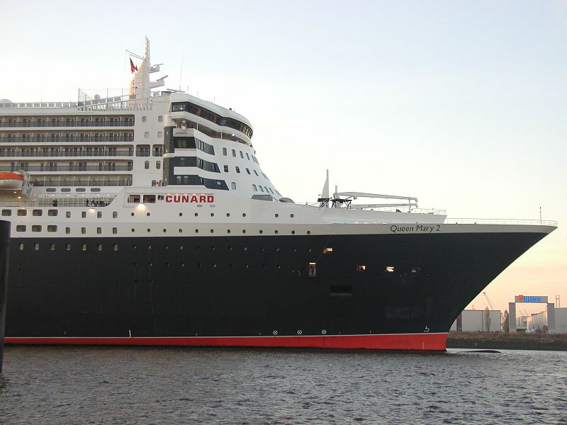 8.2 Queen Mary 2