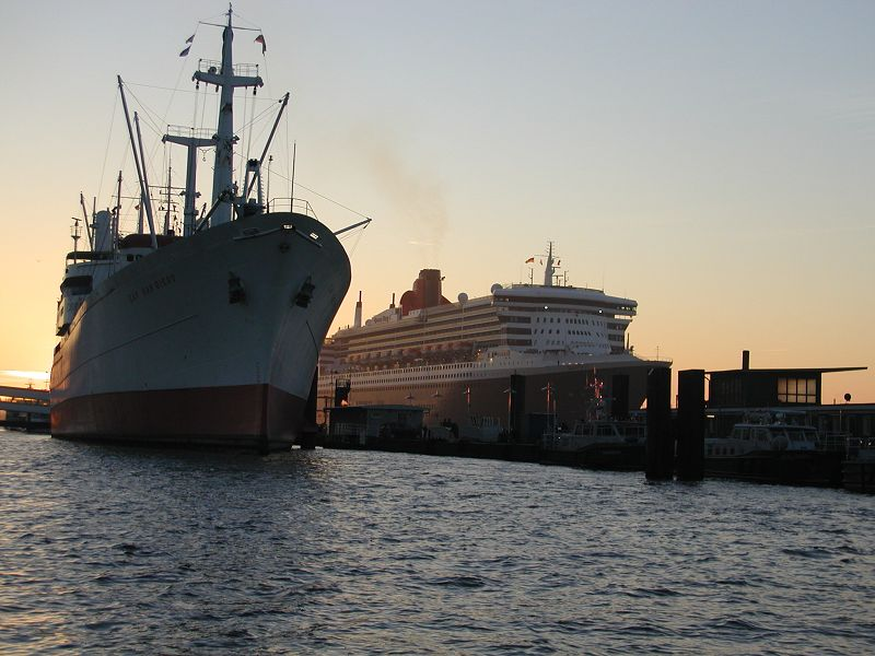 8.3 Queen Mary 2
